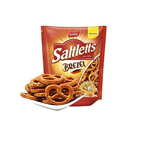 Saltine Crackers (1 pack) Mini Cookies, Sea Salt Crispy Biscuits, Gluten Free, Low Sugar Dessert Treats & Sweets - Products Healthy Soft Baked, 20 Snack Packs, Halloween Treats