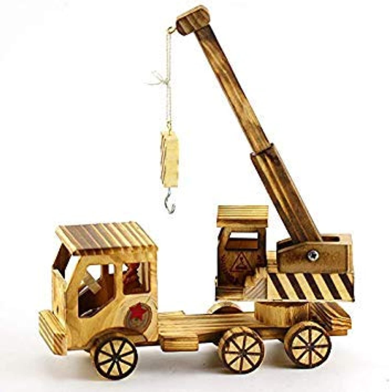Woodiness Fork Truck Sanitation Car Model Model Model