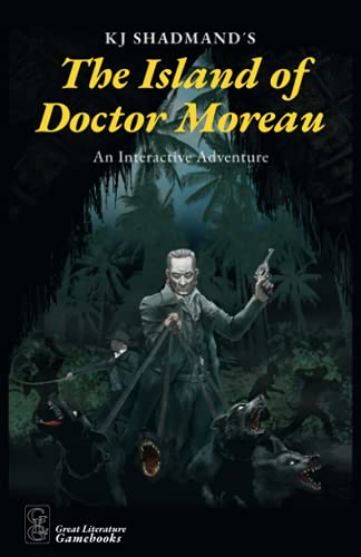Compare Textbook Prices for The Island of Doctor Moreau: An Interactive Adventure  ISBN 9798743753727 by Shadmand, KJ