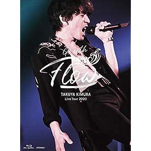 【メーカー特典あり】TAKUYA KIMURA Live Tour 2020 Go with the Flow [初回限定盤] [Blu-ray] (メーカー特...