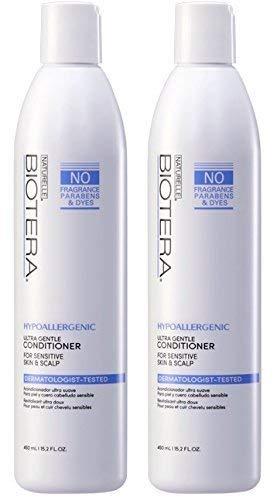 Naturelle Hypo-Allergenic Fragrance-Free Conditioner 15 oz (2 pack)