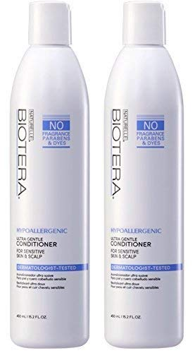Naturelle Hypo-Allergenic Fragrance-Free Conditioner 15 oz (2 pack)