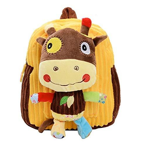 Mochilas NiñOs 6 AñOs Mochila NiñO 4 AñOs Mochila De niños Mochilas para niñas para la Escuela Bolsos para niñas con Estilo Bolso para niñas Yellow