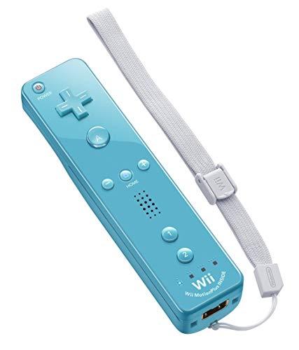 Nintendo Wii Remote Plus, Bleu (Bulk Emballage)