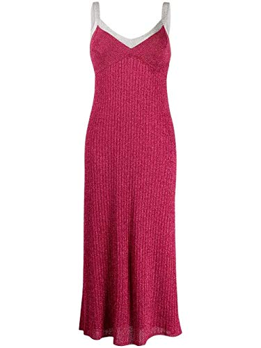 Missoni Luxury Fashion Damen 2DG003912K005JL301P Rot Viskose Kleid | Frühling Sommer 20