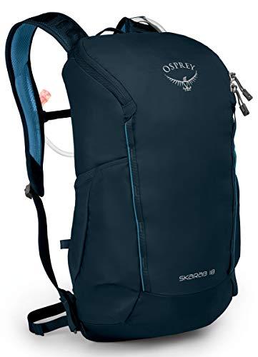 Osprey Packs Skarab 18 Hydration Pack, Deep Blue, One Size