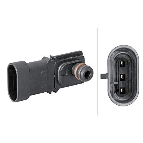 HELLA 6PP 009 400-281 Sensor, Saugrohrdruck - mit Dichtung - ohne Kabel