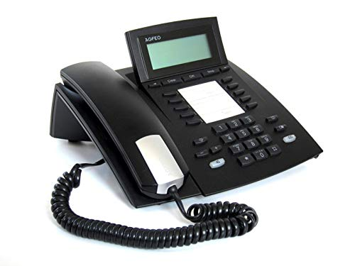Agfeo ST40 IP Voice-over-IP-Tefon schwarz