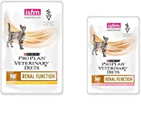 Nutritious wet food for adult cats Formulated for cats with kidney illnesses and chronic renal failure Low phosphorous content: helps to slow the progression of renal diseases Reduced protein content: fewer, but higher-quality proteins help to counte...