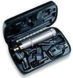 Welchallyn 97200-BIL - Set de diagnóstico coaxial (3,5 V, carcasa rígida con bombilla led, 11720, 20000 71020-B, 05259)