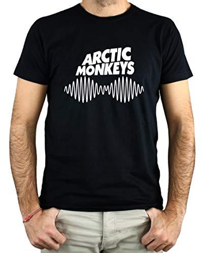 PLANETACAMISETA Camiseta Hombre - Unisex Arctic Monkeys