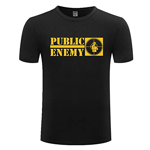NOBRAND New - Camiseta de manga corta para hombre Negro Negro 3 M