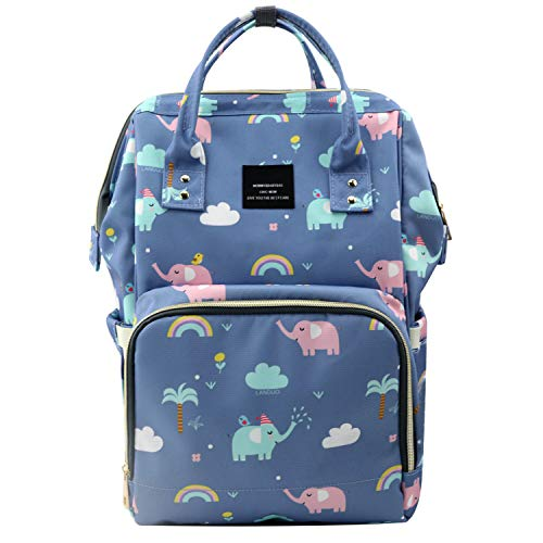 House Of Quirk Diaper Bag
