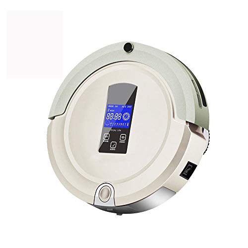 Best Price MDYHJDHYQ Robot Vacuum Cleaner Smart Cleaning Robot, Intelligent Household Cleaners, Auto...
