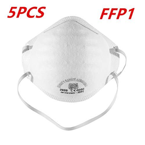 Mascarilla respirador FFP1