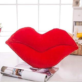 Creative Lovely Lips Pillows Cushions Plush Toys Birthday Gift Girlfriend Kakiyi