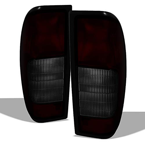 02 nissan frontier tail lights - 4