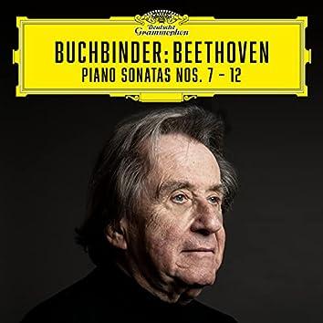 Beethoven: Piano Sonatas Nos. 7 – 12