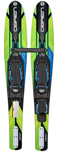 O'Brien Jr Vortex Kids Combo Water Skis, 54