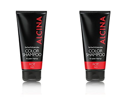 Alcina Color Shampoo rot 2x200ml