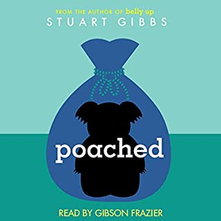 Poached audiobook cover art