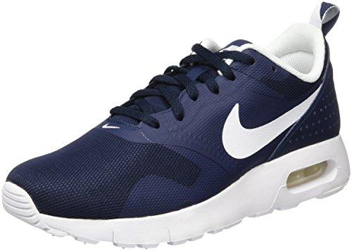 Nike Air Max Tavas GS, Scarpe da Ginnastica Basse Unisex-Bambini, Blu (Navy 814443-402), 38.5 EU
