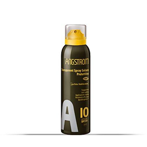 Spray solaire Per Il Corpo Protettivo Trasparente Sfp 10 150 Ml