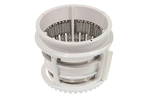 Ariete - Filtro contenedor con soporte giratorio para licuadora Centrika Slow Juicer 1680168