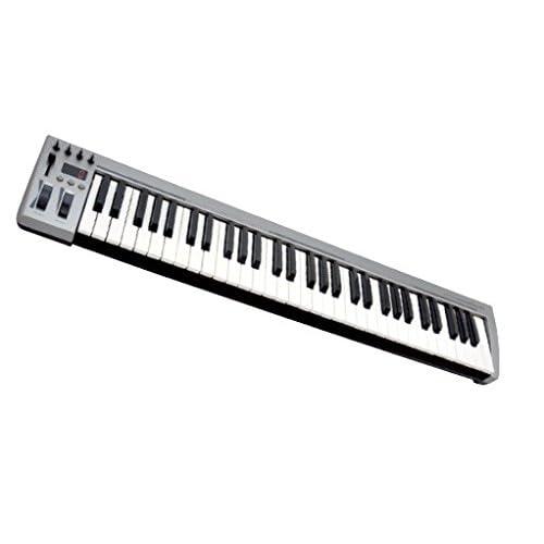 Acorn Masterkey 61 Clavier MIDI 61 touches