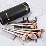 Beauty Shopping BS-MALL Makeup Brush Set 18 Pcs Premium Synthetic Foundation Powder Concealers Eye