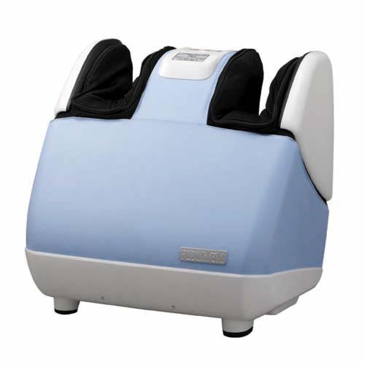 オーディション浸すスカープフジ医療器【ヒーター機能搭載】足先?足裏からふくらはぎまでリフレッシュフットマッサージャー SG-520