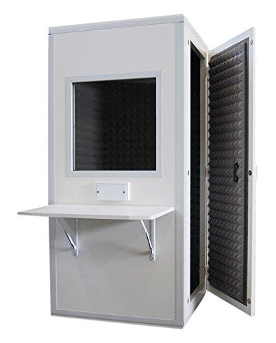 Gima 33650 Cabina Audiometrica Pro 25, 91 x 91 x H 193 cm