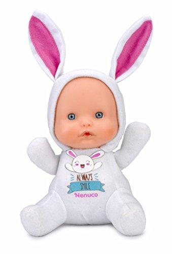 Nenuco - Muñeco blandito Happy Conejo (Famosa 700014036)
