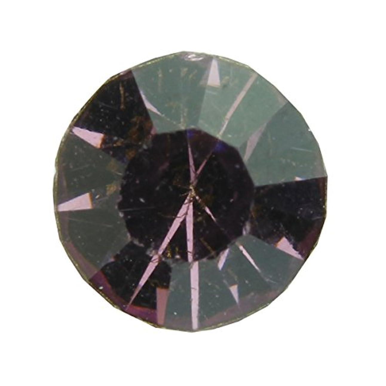 潮スケジュール注入するアクリルストーンVカット ss20(約4.8mm)(30個入り) アメジスト