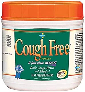Cough Free Powder for Horses