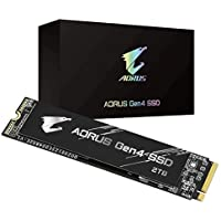 Gigabyte AORUS NVMe Gen4 2TB Internal Solid State Drive