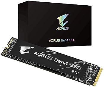 Gigabyte AORUS NVMe Gen4 2TB Internal Solid State Drive