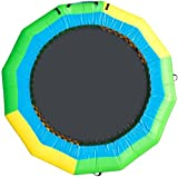 Water Trampolines for Lake, UeeVii 10Ft Water Bouncer, Great Bounce, Easy to Set up and Store