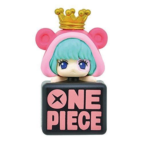 Shogakukkan One Piece Phone Double Jack Mascot Figure Part 3~Sugar
