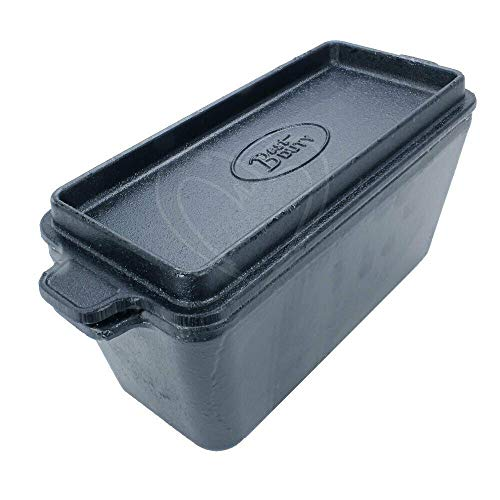 Best Review Of Cast Iron Bread Pot with Multipurpose Lid | SellerDirect220