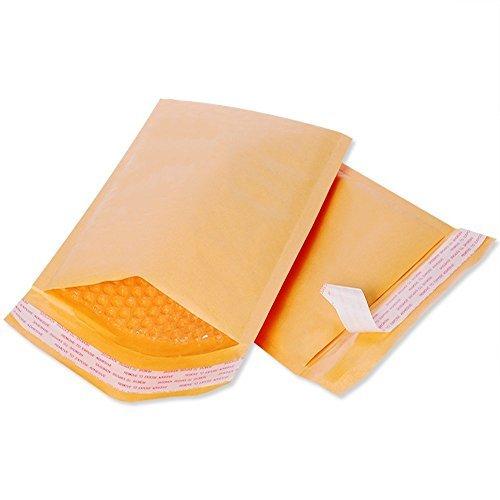 Fu Global Bubble Mailers 9.5x14.5 Inch Padded Envelopes #4 Self Sealing Bulk Bubble Envelopes Mailing Shipping Envelopes 25PCS