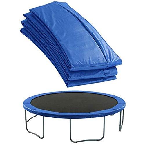 Funda Protectora de trampolín, Universal Cama Jardín Jumper Cubierta Trampolín, para Marcos Redondos Cubierta de Borde de trampolín
