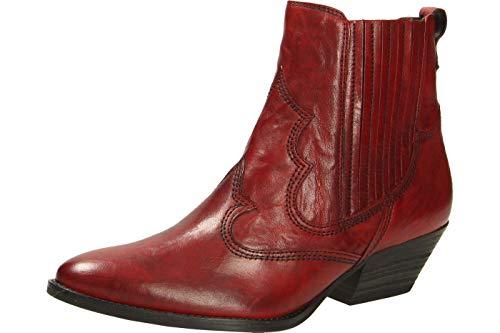 Paul Green 9549 Damen Stiefelette Rot, EU 39