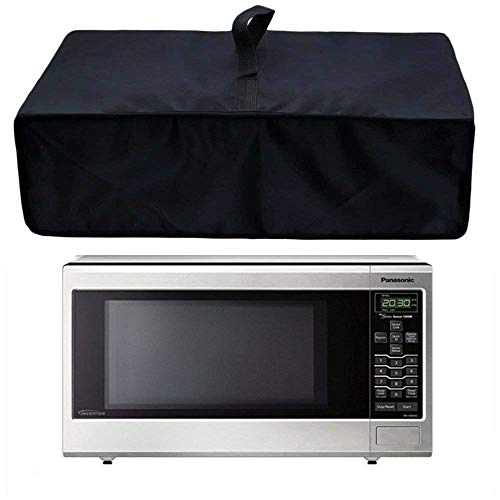 Orchidtent Heavy Duty Heat-Resistant Waterproof Dustproof Microwave Oven Grill Cover Protector Hood Rain Dust Ultraviolet Ray ProtectiveMicrowave Oven