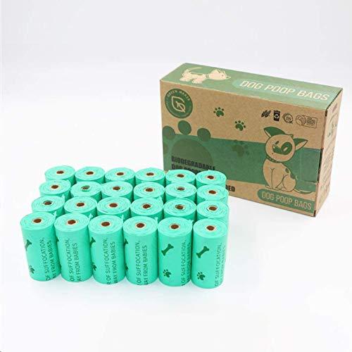 Green Maker 30% Più Spesso Biodegradabili Sacchetti di...