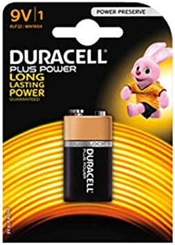 Duracell Pile 50198634ob 9 V Power Plus 10er Pack Elektronik