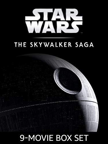 Star Wars: The Skywalker Saga 9-Movie Collection