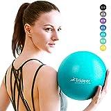 Trideer Gymnastikball Klein, 23cm Pilates Ball, 9 Inch Soft Yoga Ball, Mini...