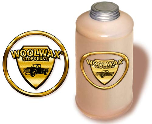 woolwax Lanolin Auto/Truck Undercoating Quart Bottle (Full)