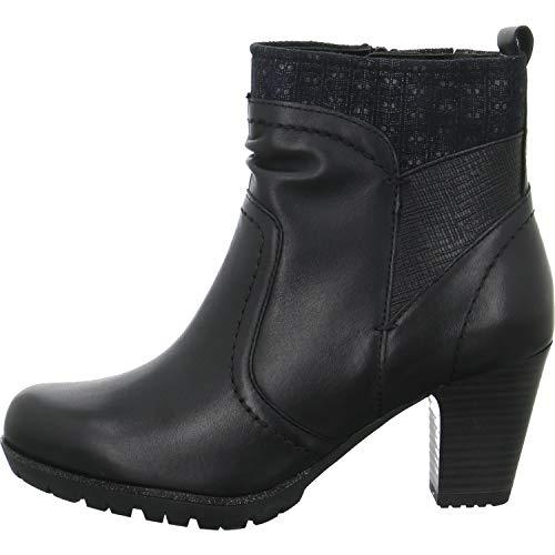 Jana Damen Stiefeletten Woms Boots 8-8-25304-21/001 schwarz 522761